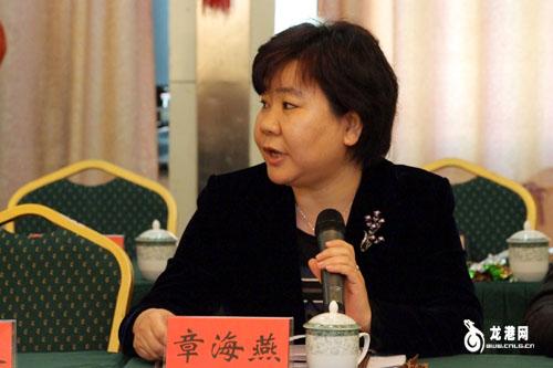 龙港代表团审议县人大常委会、法院、检察院三