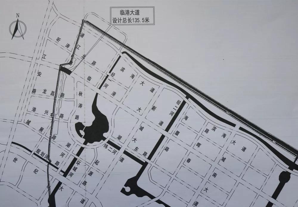 龙港工程稳步衔接前期标准推进段新城临港v工程catia如何修改图纸大道图片