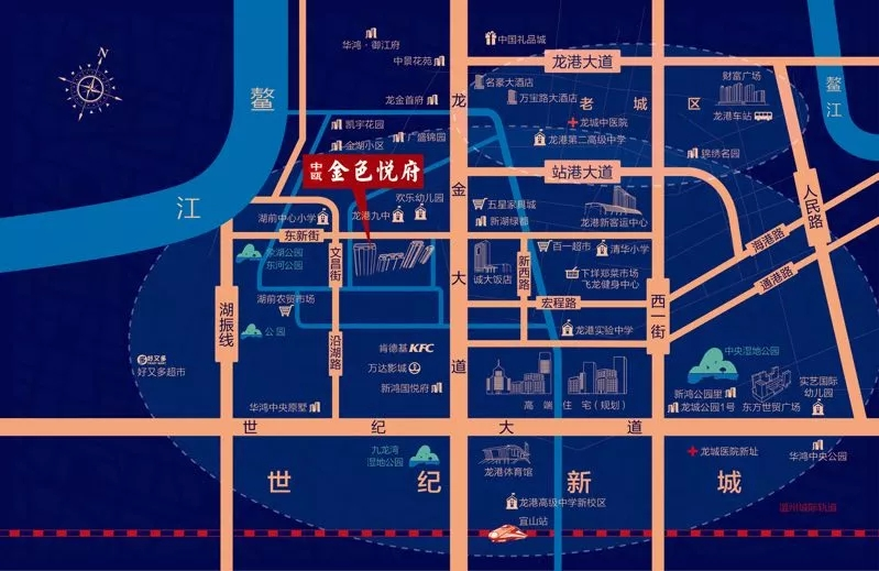 龙港逸和城户型图