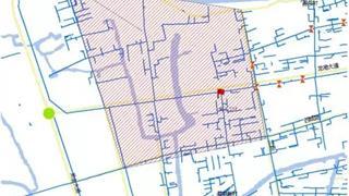 【供水管道冲洗通知】今天明天2天,龙港这些区域的水压低,看地图便知