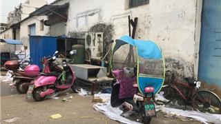曝光台:龙港新渡村钢材市场存在赃乱差现象