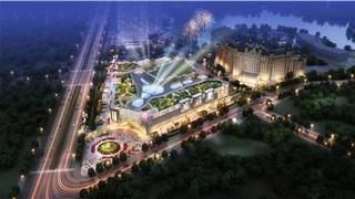 """苍南县""""三百亿""""重大项目集中开竣工龙港新城项目--开工篇"""