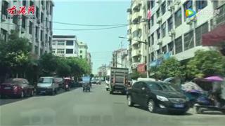 百姓汇-第7期:《不文明行为大家看》第一期:龙港海港路乱停乱放、占道经...