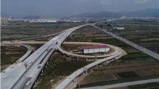 龙港迎来大发展,高速今年建成、国道全力加速建设