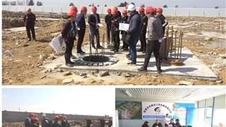 龙港新城多个项目工程建设取得新进展