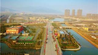 震撼!龙港新城中央商务区最新航拍大片惊艳亮相!